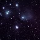 M45 Le Pleiadi,                                AlbertNewland