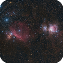 Trifecta in Orion,                                Alex Roberts