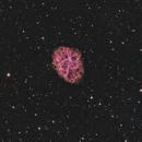 M1 Crab Nebula,                                John Butler