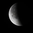 Lunar Eclipse - Penumbral phase, Sept. 27 2015 (Nº2),                                Jesús Piñeiro V.