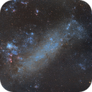 Large Magellanic Cloud and Tarantula,                                Daniel Schek