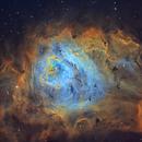 NGC 6523,                                Tolga