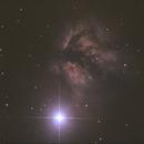 Flame Nebula -2012,                                Jorge stockler de moraes