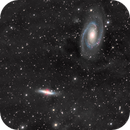 M81-M82 and IFN,                                Pascal Gouraud