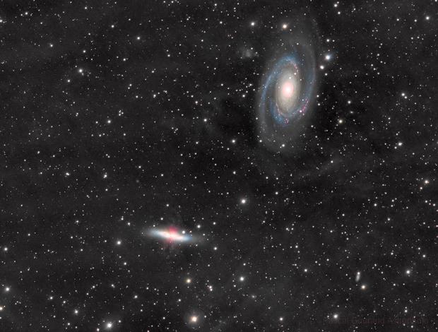 M81-M82 and IFN,                                Pascal Gouraud