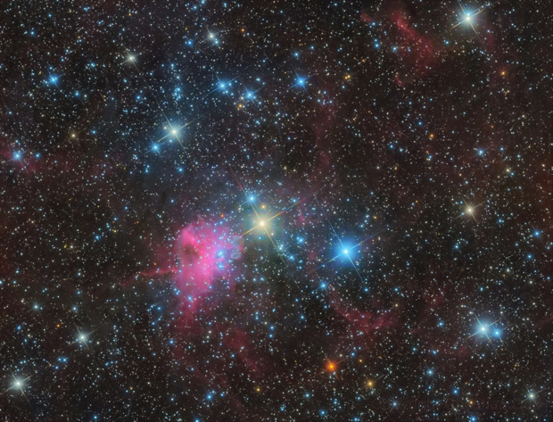 IC417 the spider,                                ChristianDud