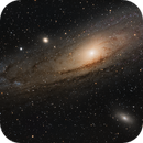 M31 Andromeda Galaxy,                                Glenn Diekmann