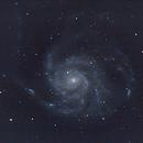Pinwheel Galaxy 2,                                Darktytanus