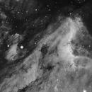 IC 5070 - The Pelican Nebula,                                Keith Bramley