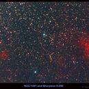 NGC 1491,                                Lawrence E. Hazel
