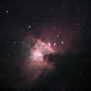 Orion 2.4 meters fl 15 sec iso 1600,                                Neil Emmans