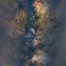 Milky Way Pano,                                Donnie Barnett