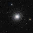 Messier 13 Globular Cluster,                                Eric Walden