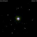ngc7727  galassia  nell'aquario                                  distanza 110 milioni  A.L:,                                Carlo Colombo
