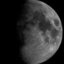 Moon 2020-06-30. Waxing Gibbous, 9th day,                                Pedro Garcia