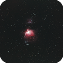 mighty Orion nebula,                                Franz Ferdinand