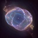ngc 6543 - Cat's Eye Nebula from Hubble Legacy Archive,                                andrealuna