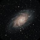 M33 (Triangulum Galaxy),                                pade