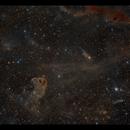 LBN777 Baby Eagle Nebula in Taurus,                                Göran Nilsson