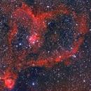 Heart Nebula (IC1805),                                PepeLopez
