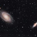 Bode Galaxy (M81) and the Cigar Galaxy (M82),                                Wintyfresh