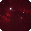 Flame and Horsehead Nebulae,                                Pam Whitfield
