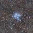 Pleiades on 135mm,                                Samuel Müller
