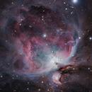 Orion Nebula Closeup,                                Alex Roberts