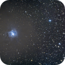 NGC7023 - data from 2015 reprocessed,                                MicRaWi