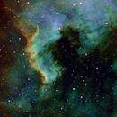 NGC 7000,                                keving