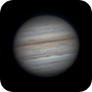 The Great Red Spot On The Move,                                Edward Overstreet