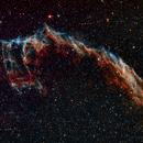 NGC 6995,                                francopanetta