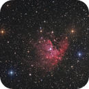 NGC 281 Pacman Nebula,                                Hakan Midik