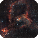 IC 1805 Heart Nebula,                                star-watcher.ch
