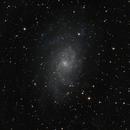 M33 Triangulum,                                fanthomas