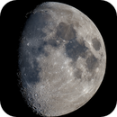 Moon with Golden Handle - June 30 2020,                                Robert Eder