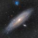 M-31 Andromeda,                                BramMeijer