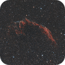 Ngc 6992, The Eastern Veil Nebula 80ed Version,                                Vlaams59