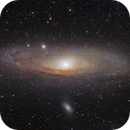 M31 from the City of Nuremberg,                                Thomas Richter