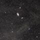 C/2017T2 Panstarrs near M81-Galaxy-Group,                                Hartmuth Kintzel