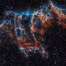 NGC 6992 Eastern Veil,                                John Erik