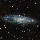 NGC 247 and the Burbidge Chain,                                Timothy Martin & Nic Patridge