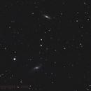 NGC 4536-4527 Virgo Galaxy (Crop),                                Al_Zinki