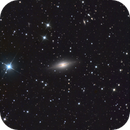 NGC 7814,                                Doris Thibeault