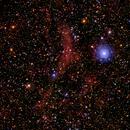 Sh2 177 H-alpha RGB,                                jerryyyyy