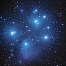 M45 Pleiades,                                Michael Caligiuri