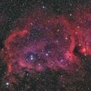 Soul Nebula IC1848,                                niclas