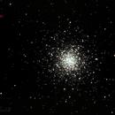 Messier M3,                                Jeff Padell