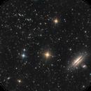 NGC 5078, NGC 5101, IC 879,                                Alex Woronow