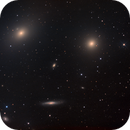 At the start of Markarian's chain,                                Andrew Lockwood